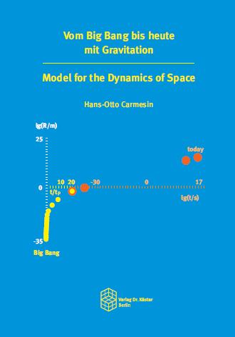 Coverbild - Carmesin - Vom Big Bang bis heute mit Gravitation - Verlag Dr. Köster - ISBN 978-3-89574-899-8