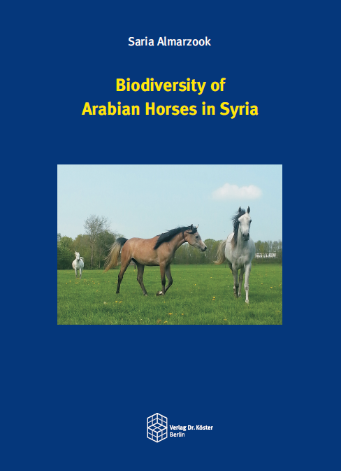 Almarzook Biodiversity of Arabian Horses in Syria