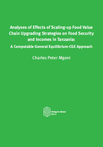 Cover - Mgeni - Effects of Scaling-up Food Value Chain Upgrading Strategies on Food Security